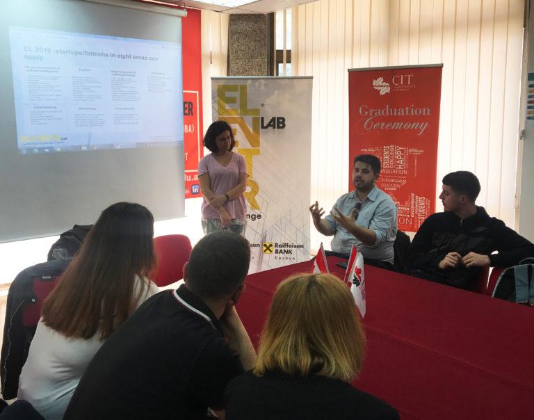 Sfida Rajonale Elevator Lab Shqipëri & Kosovë